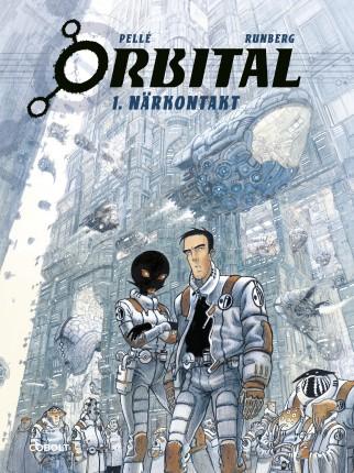Orbital - Närkontakt - omslag