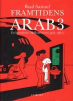 Framtidens arab 3 - omslag