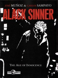 Alack Sinner - The Age of Innocence - omslag