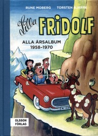 Lilla Fridolf - Julalbum - omslag