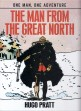 The Man From the Great North - cover