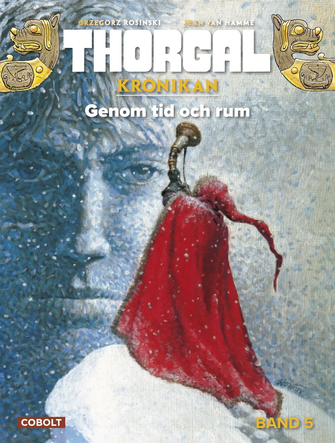 Thorgal 5 - omslag