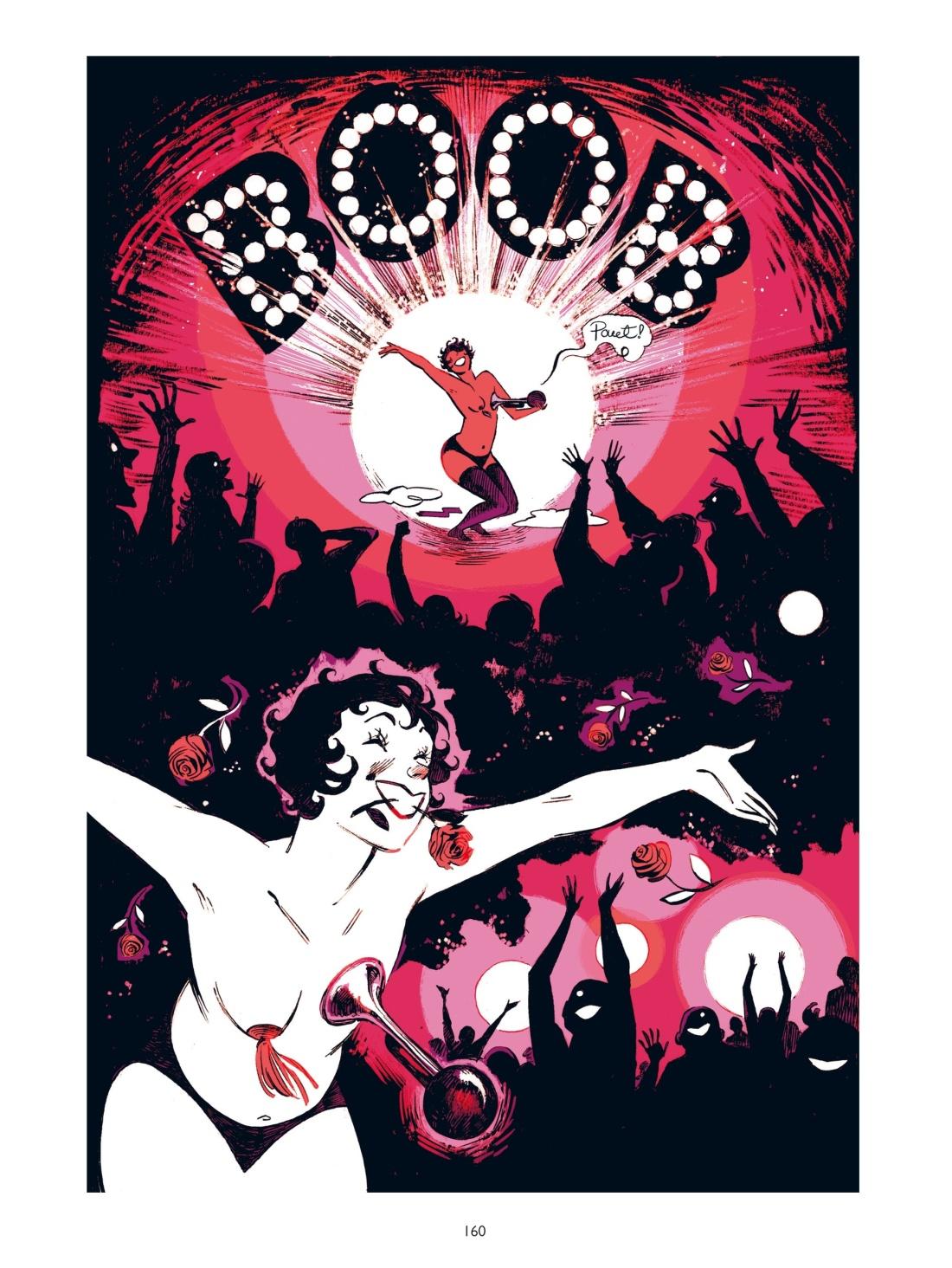 Betty Boob - burlesk