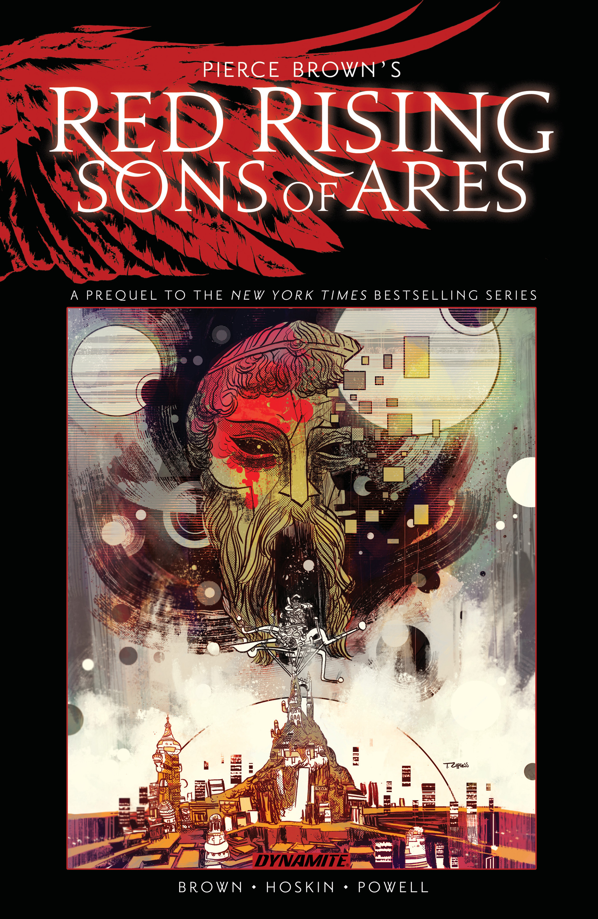Red Rising - Sons of Ares - cover