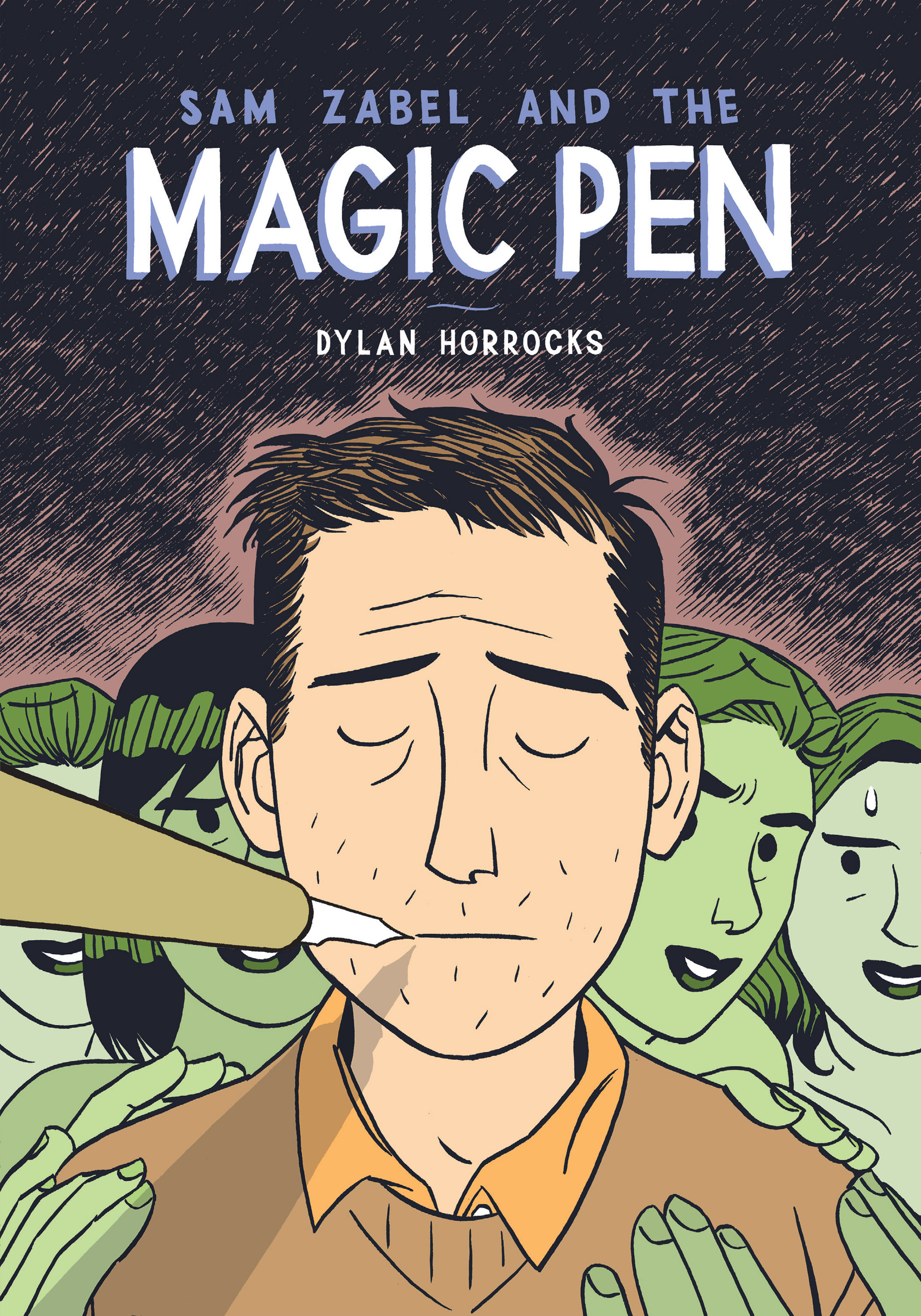 Sam Zabel and the Magic Pen - cover