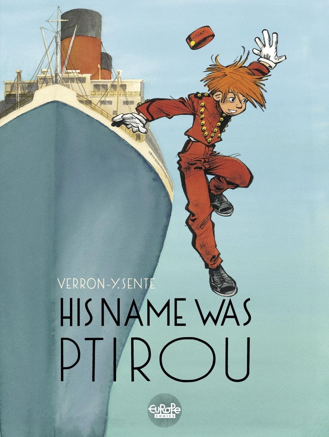 His Name Was Ptirou - cover.jpg
