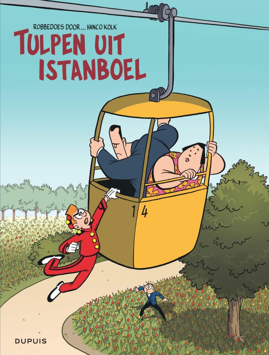Holländsk Spirou - omslag.jpg