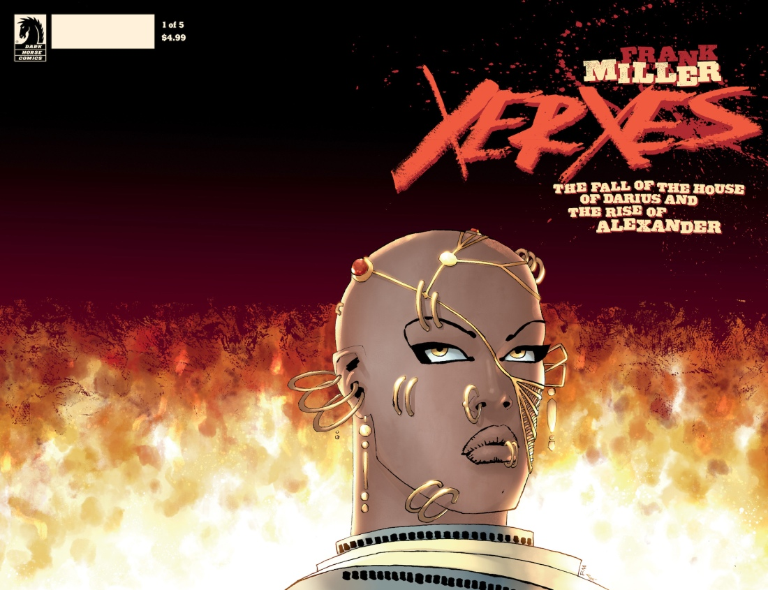 Xerxes - The Fall of the House of Darius and the Rise of Alexander - cover