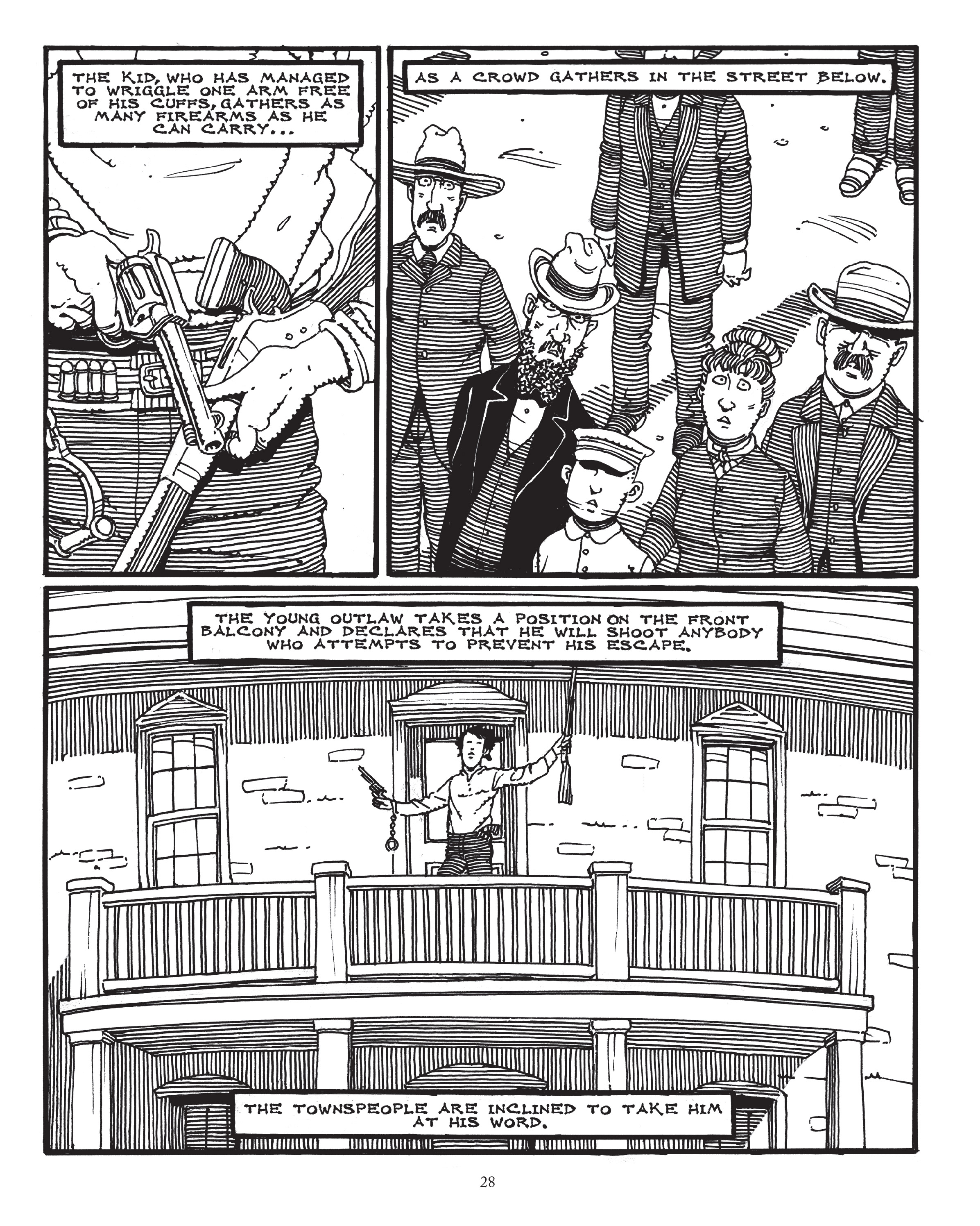 The True Death of Billy the Kid - balkong