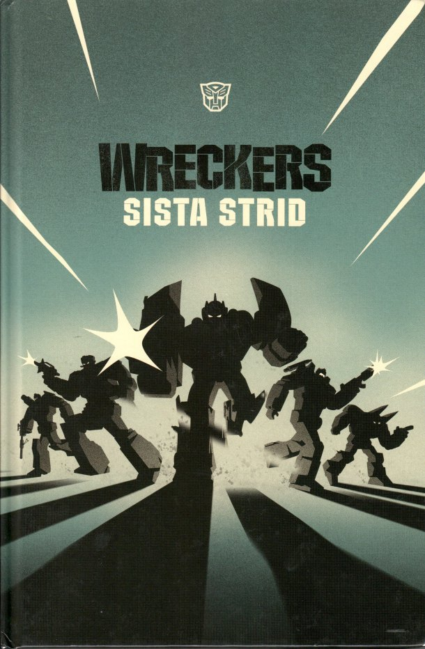 Wreckers - omslag