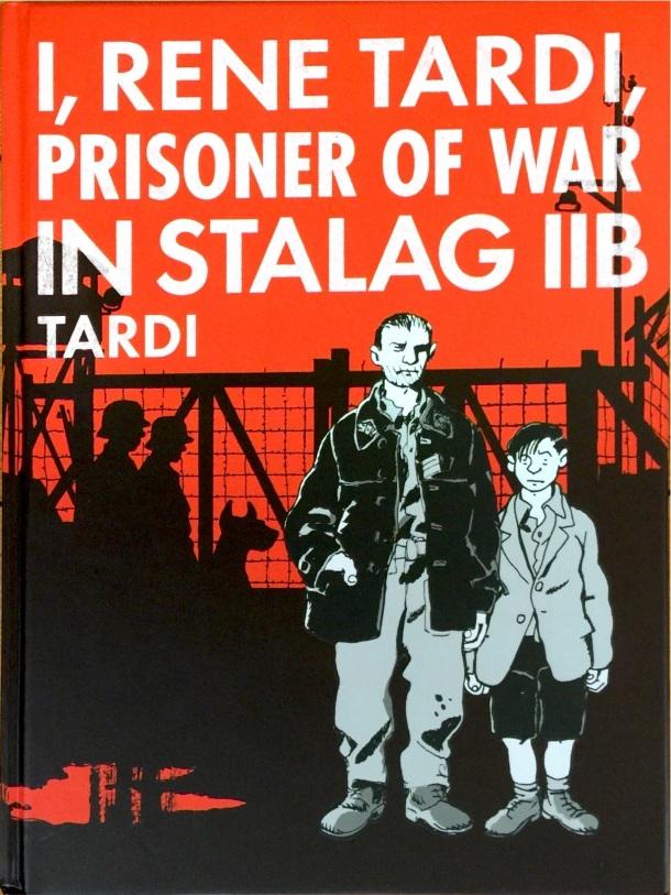 I, René Tardi - cover