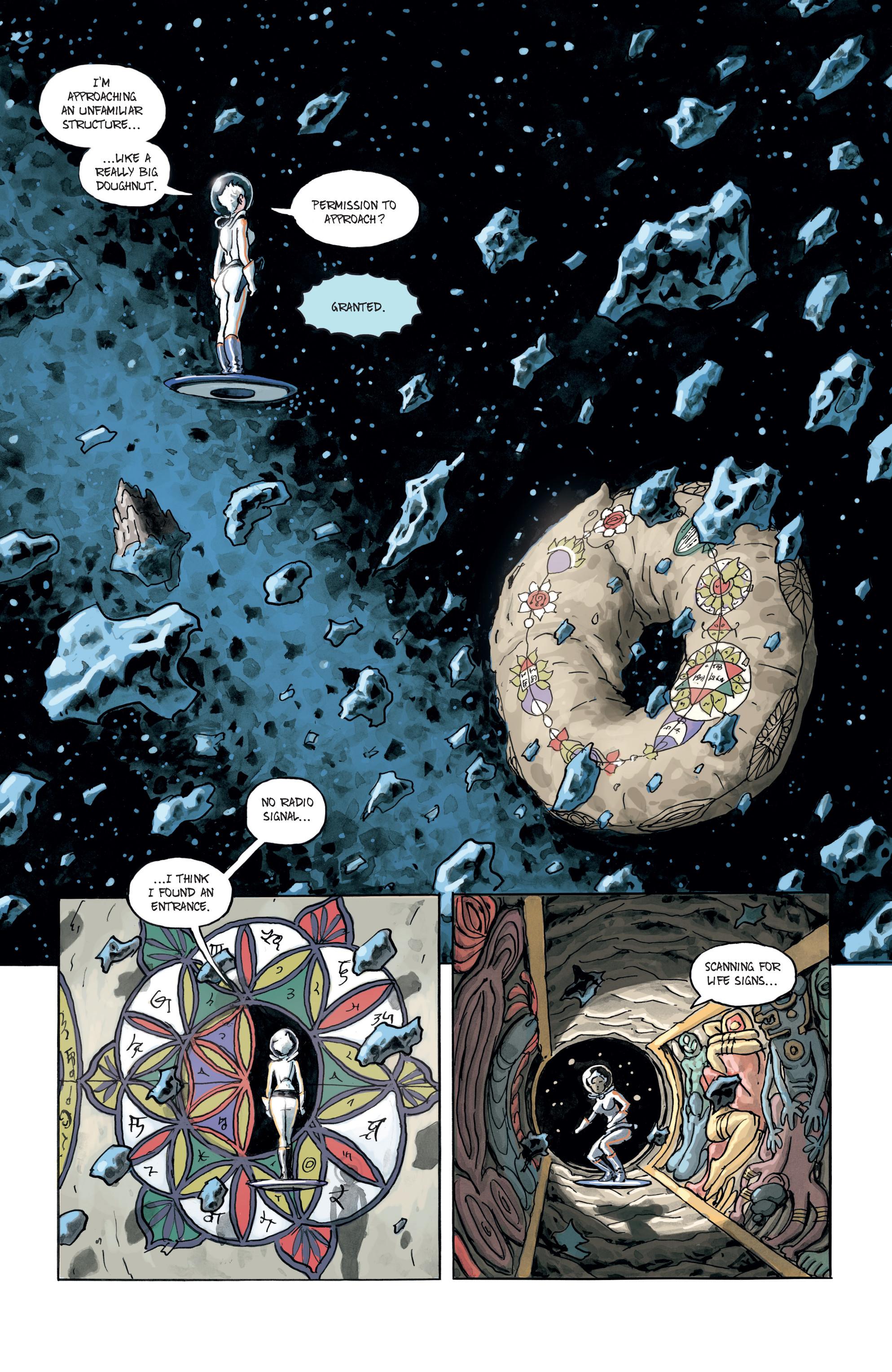 Infinity 8 - undersökning
