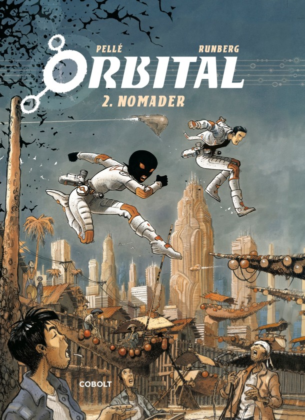 Orbital 2 - omslag