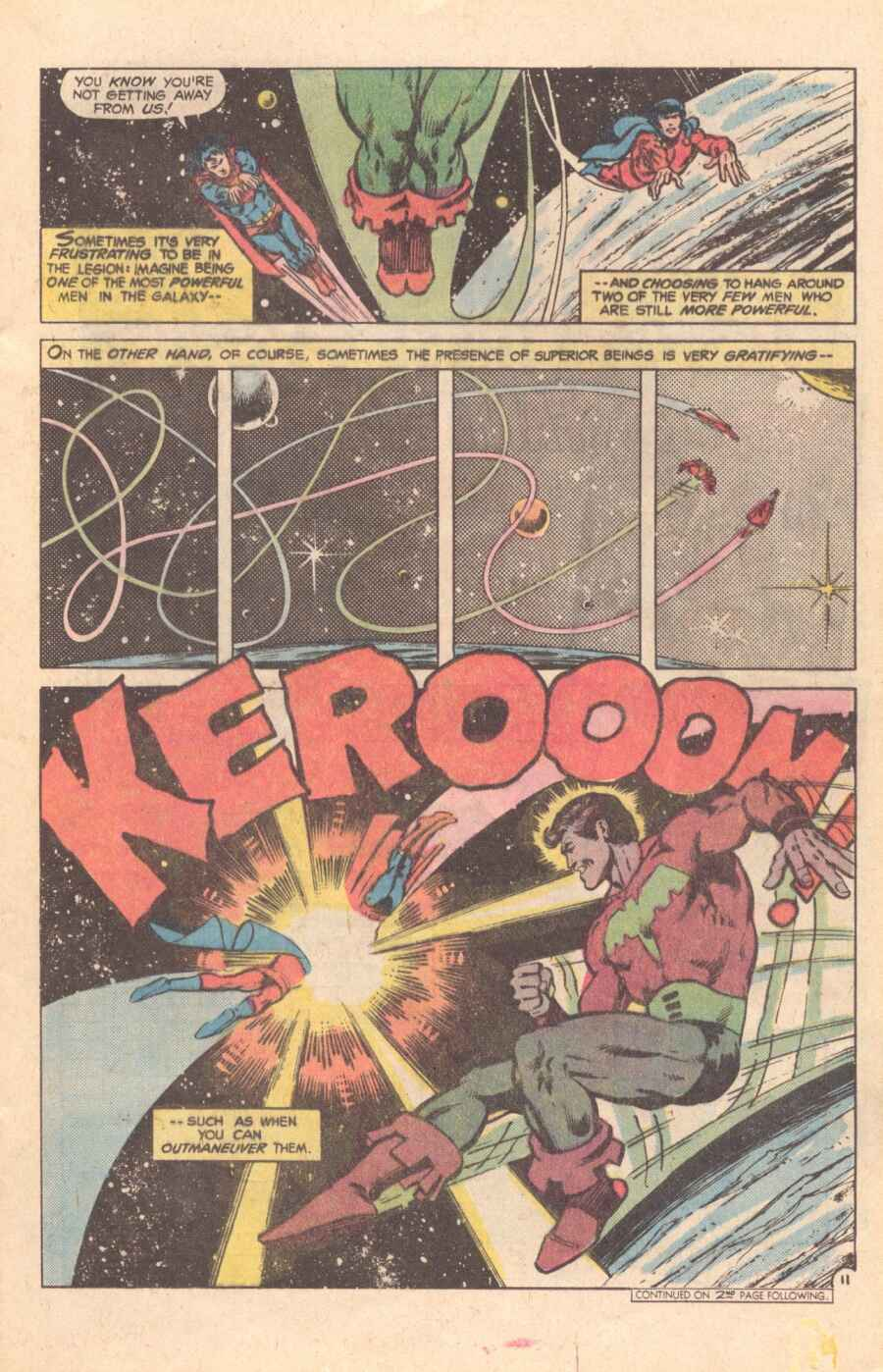 Superboy & the Legion of Superheroes 239-11