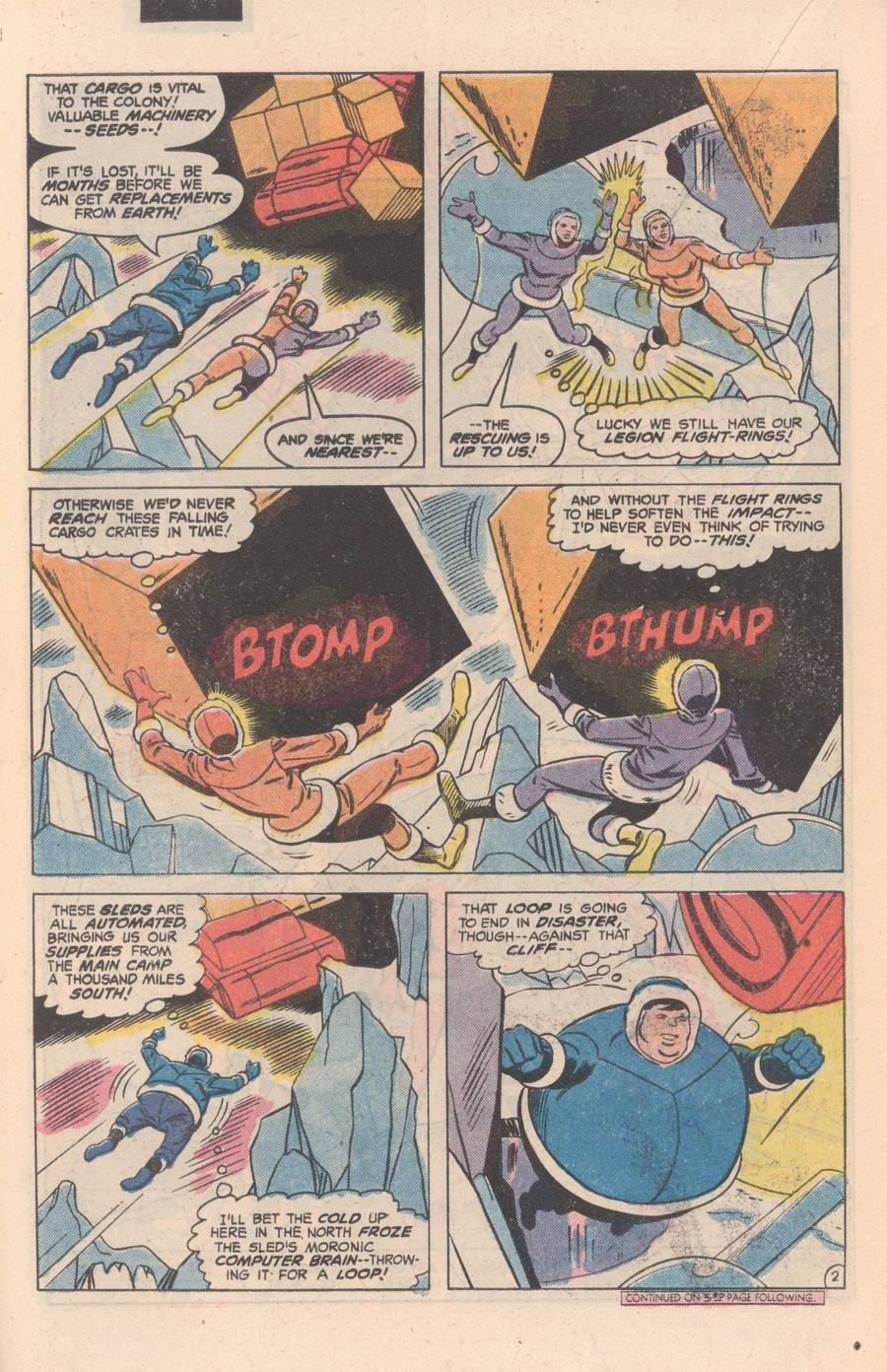 Superboy & the Legion of Superheroes 257-12