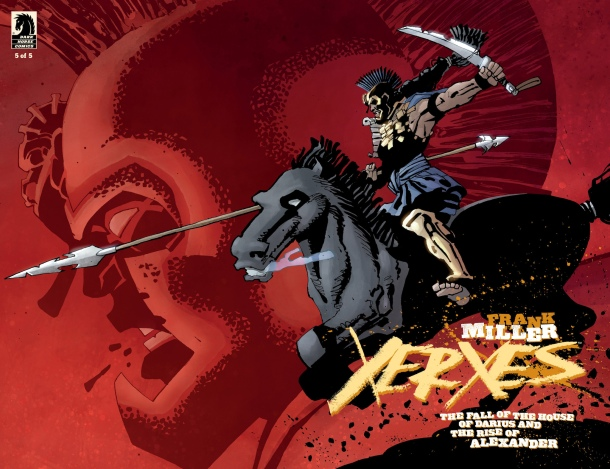 Xerxes - The Fall of the House of Darius and the Rise of Alexander 005 - cover
