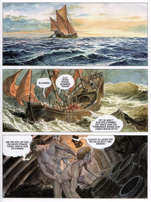 Borgia - skepp