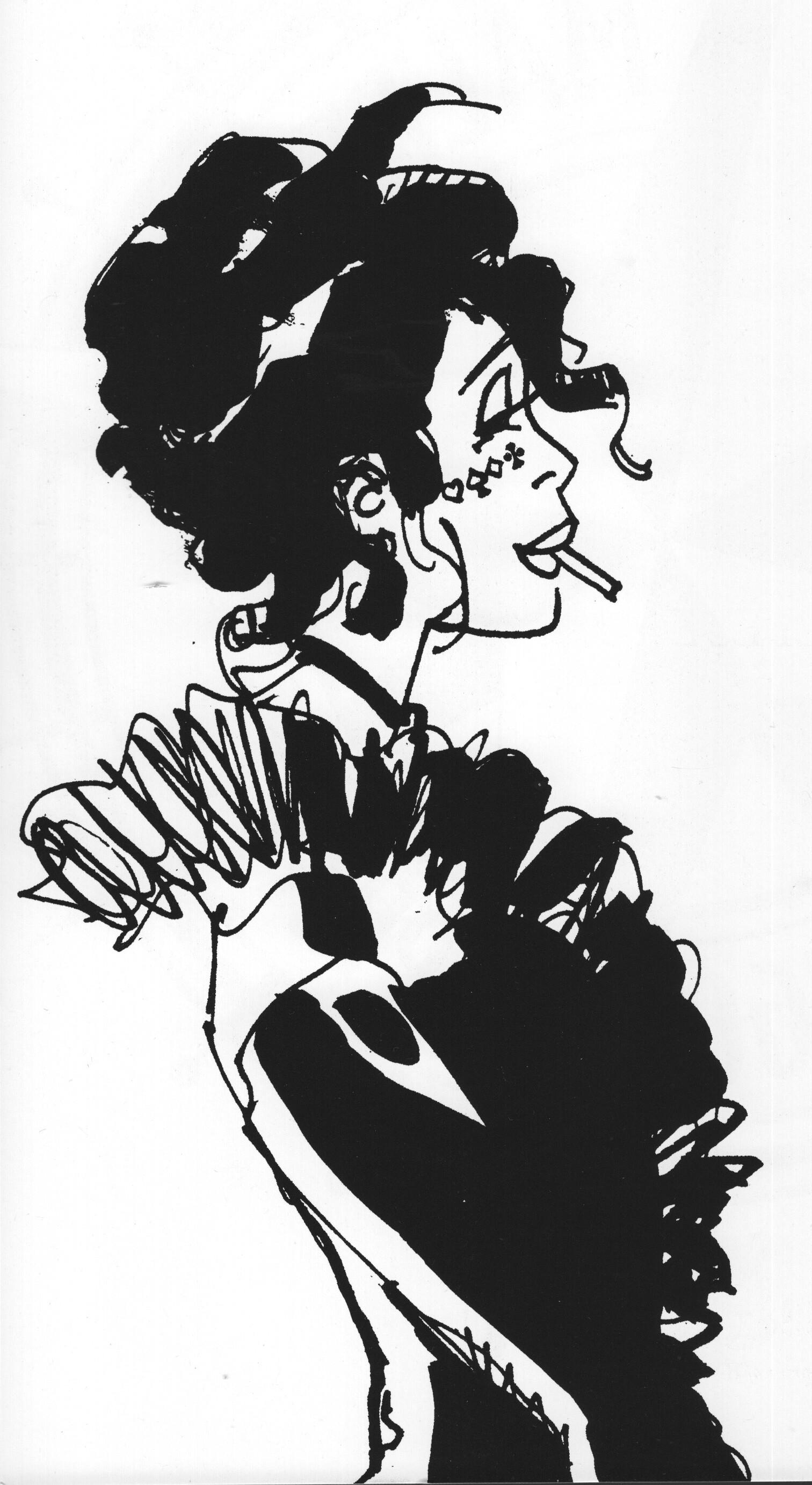 Corto Maltese - Esmeralda