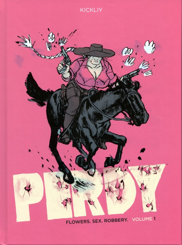 Perdy - cover