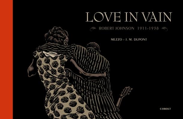 Love in Vain - omslag