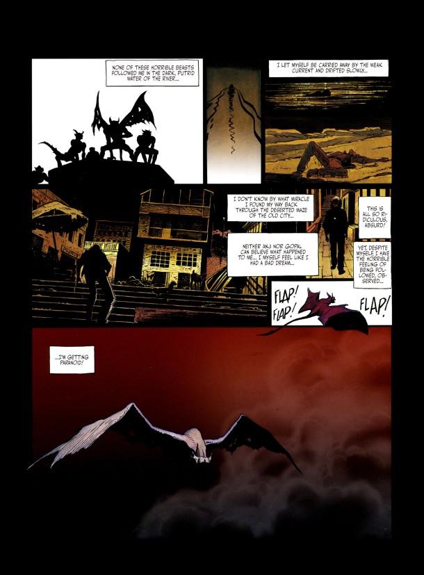 The Vampire of Benares - coolt