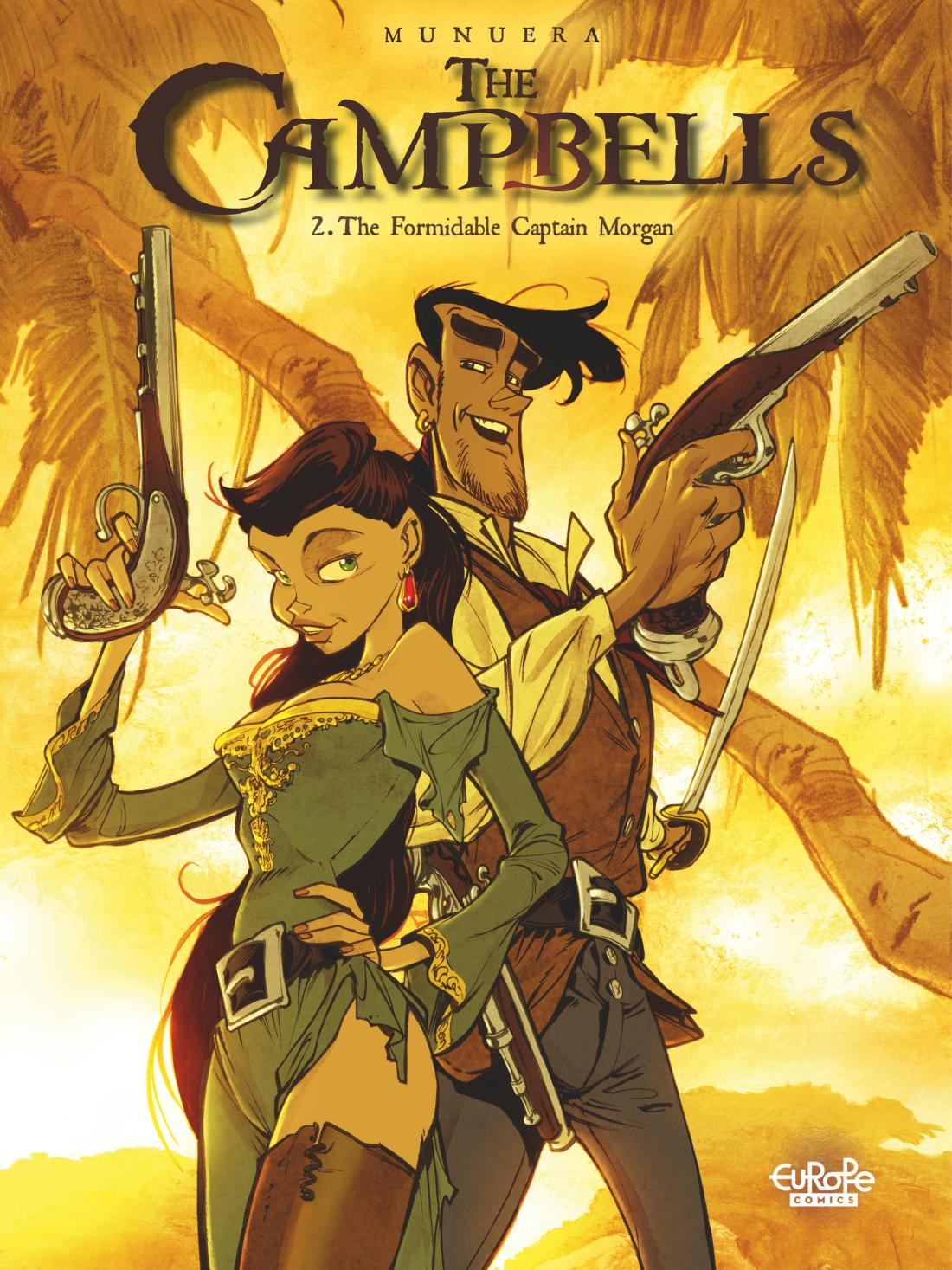 The Campbells 2 - cover