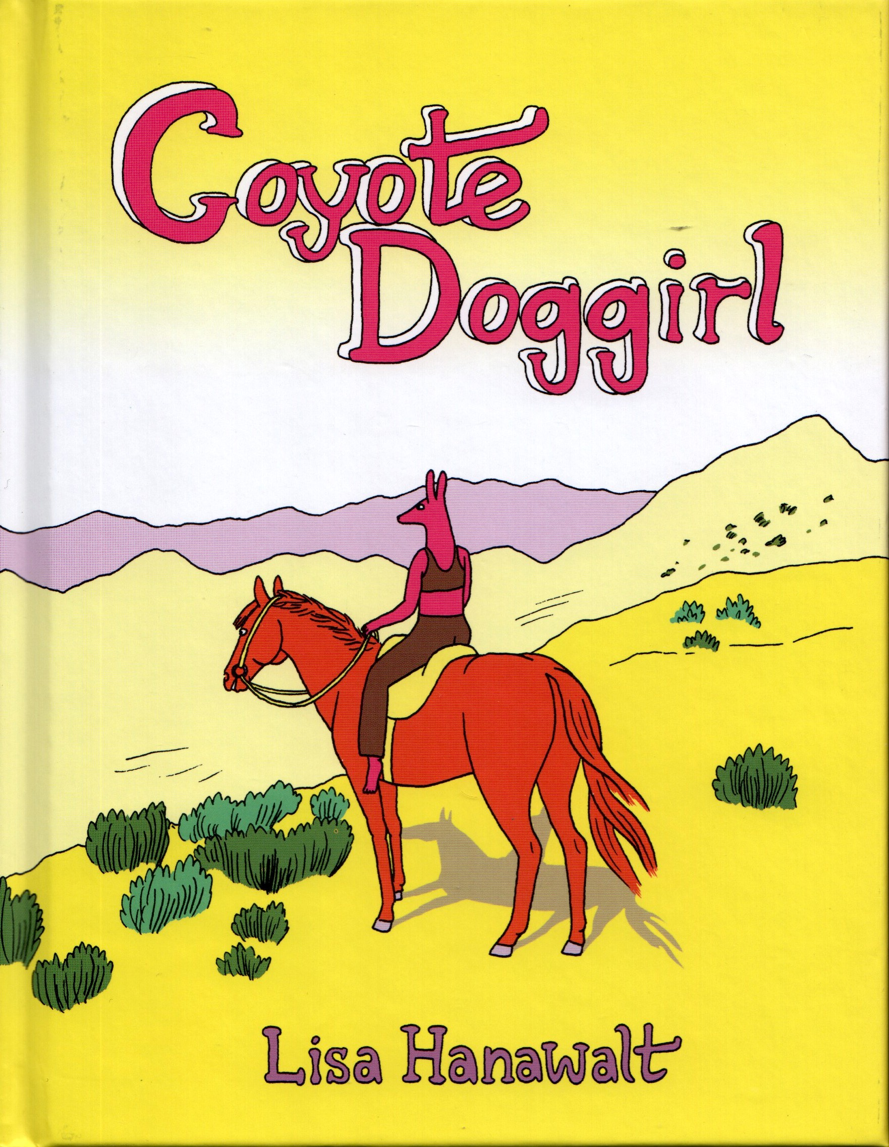 Coyote Doggirl - cover