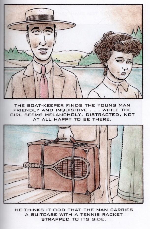chester & grace - suitcase
