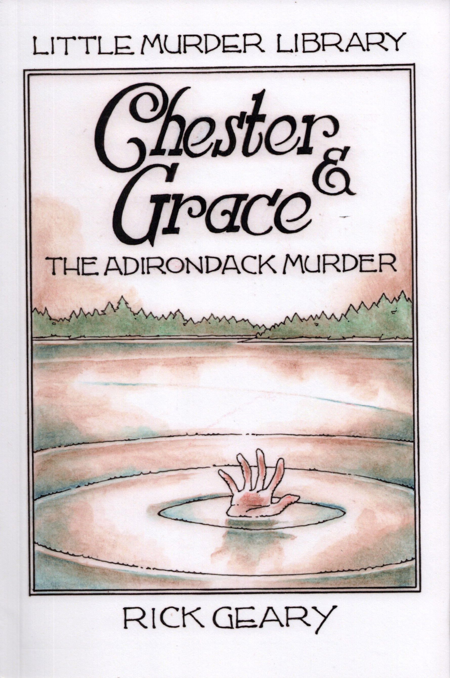 chester & grace - the adirondack murder - cover