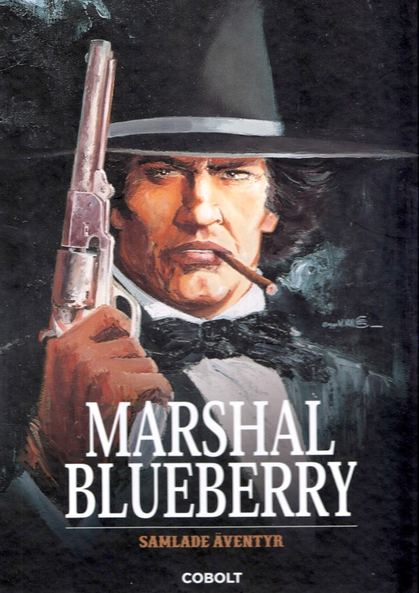 marshal blueberry - omslag