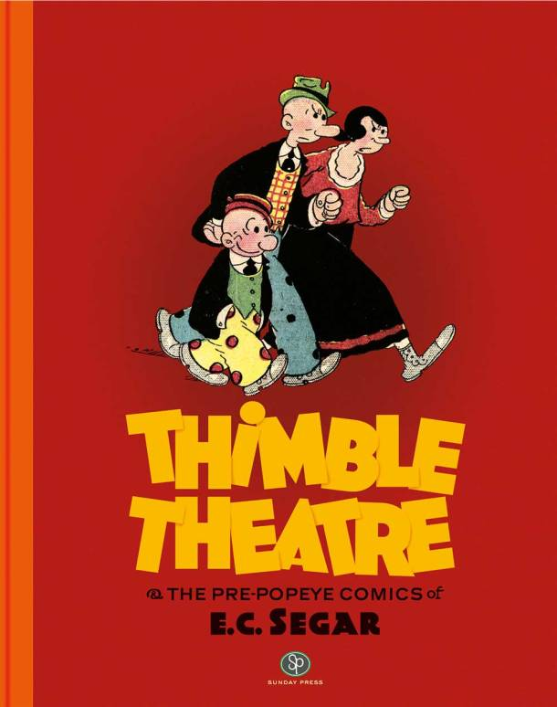 Thimble Theatre - cover